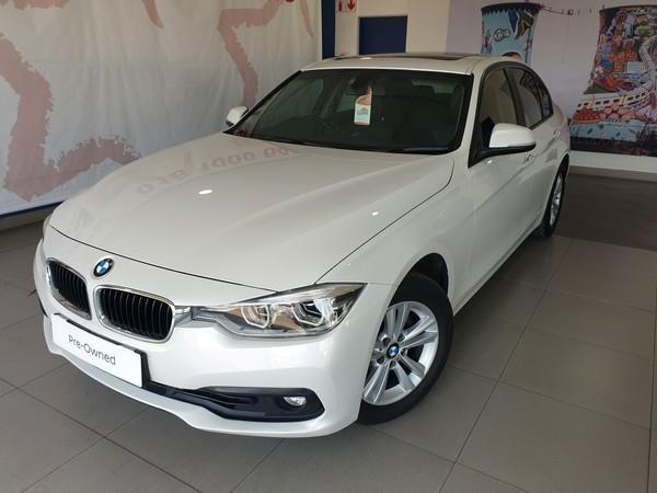 2017 BMW 3 Series 318i Auto Gauteng Vereeniging_0