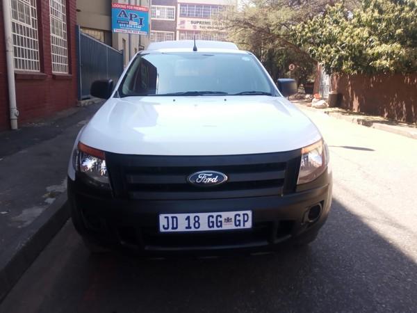 2014 Ford Ranger 2.5i LR Single Cab Bakkie Gauteng Johannesburg_0