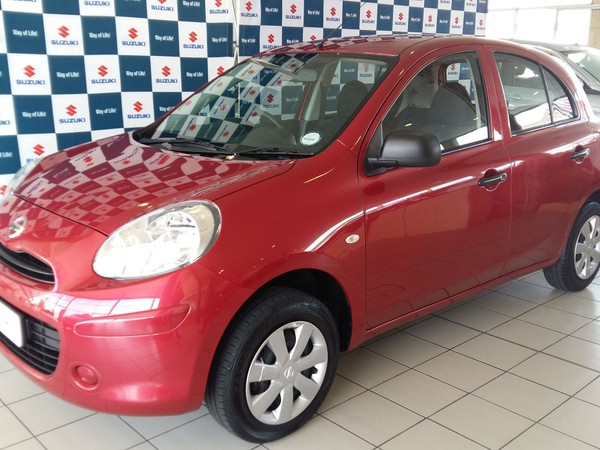 2016 Nissan Micra 1.2 Visia 5DR Western Cape Paarl_0