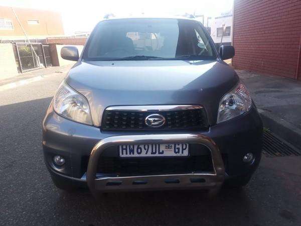 2011 Daihatsu Terios 4x4 At  Gauteng Johannesburg_0
