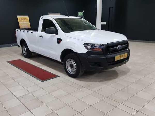 2018 Ford Ranger 2.2TDCi LR PU SC  Gauteng Midrand_0