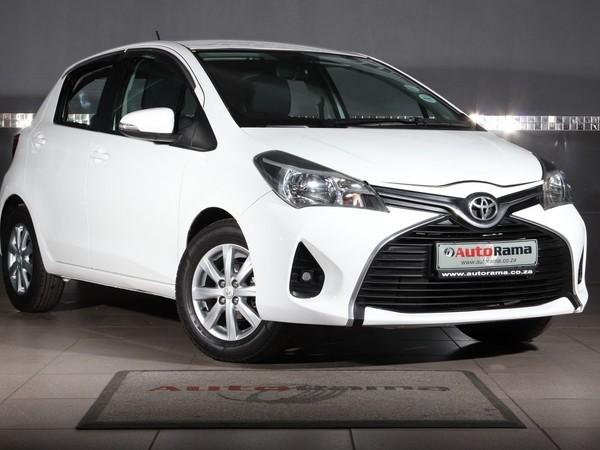 2015 Toyota Yaris 1.0 Xs 5dr  North West Province Klerksdorp_0