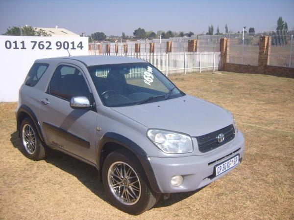 2005 Toyota Rav 4 Rav4 1.8 3dr  Gauteng Roodepoort_0