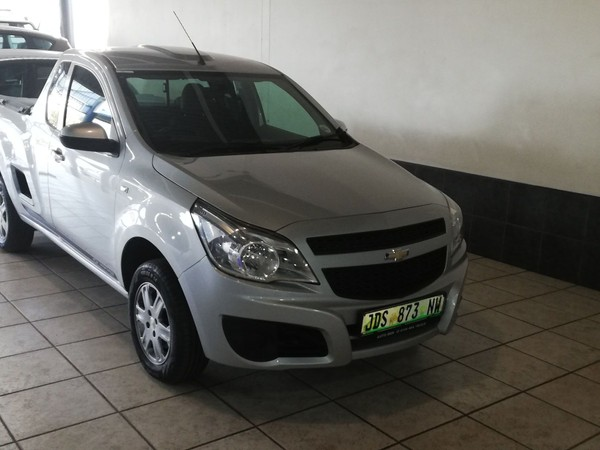 2014 Chevrolet Corsa Utility 1.4 Club Pu Sc  North West Province Potchefstroom_0