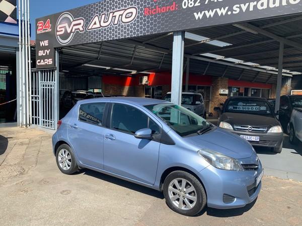 2012 Toyota Yaris 1.0 Xi 5dr  Gauteng Boksburg_0