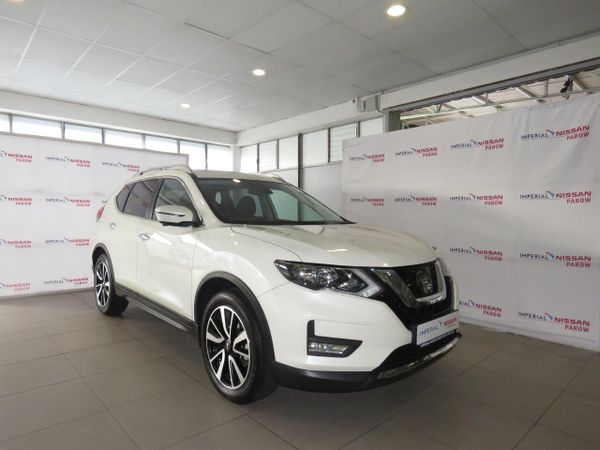 2019 Nissan X-Trail 2.5 Acenta PLUS 4X4 CVT 7S Western Cape Parow_0