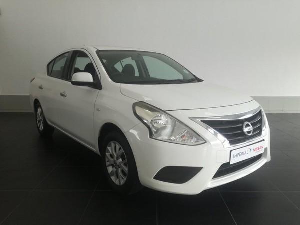 2018 Nissan Almera 1.5 Acenta Auto Western Cape Parow_0