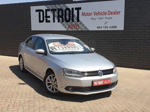 2012 Volkswagen Jetta Vi 1.6 Tdi Comfortline  Mpumalanga Nelspruit_0