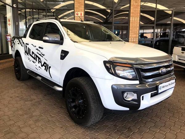 2015 Ford Ranger 3.2TDCi 3.2 WILDTRAK 4X4 Auto Double Cab Bakkie Gauteng Menlyn_0