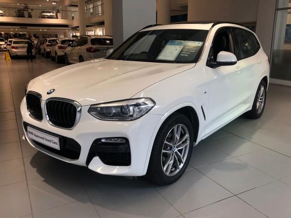 2018 BMW X3 xDRIVE20d M Sport Auto Western Cape Cape Town_0