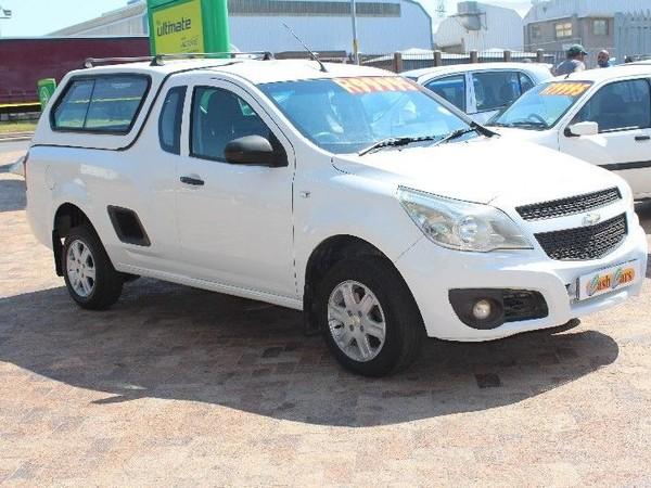 2012 Chevrolet Corsa Utility Chevrolet Utility 1.4 Ac Pu Sc Western Cape Bellville_0
