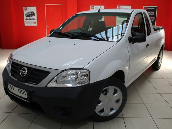 2020 Nissan NP200 1.5 Dci  Ac Safety Pack Pu Sc  Gauteng Springs_0