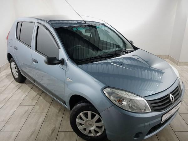 2011 Renault Sandero 1.6 United  Free State Bloemfontein_0