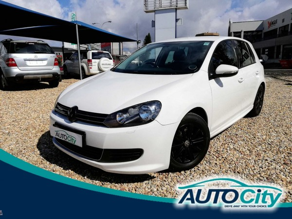 2011 Volkswagen Golf Vi 1.6 Tdi Bluemotion  Western Cape Bellville_0