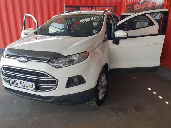 2015 Ford EcoSport 1.5TD Trend Gauteng Pretoria_0
