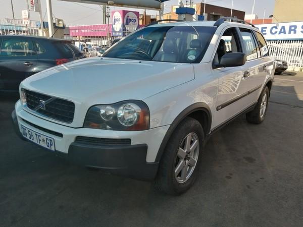 2005 Volvo Xc90 2.5t  Gauteng Rosettenville_0