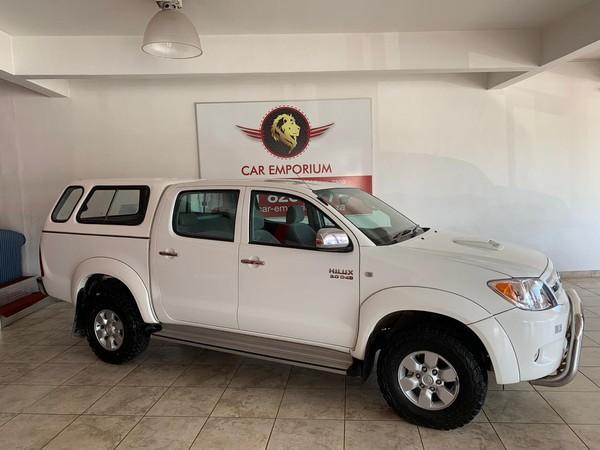 2008 Toyota Hilux 3.0 D-4d Raider 4x4 Pu Dc  Western Cape Diep River_0