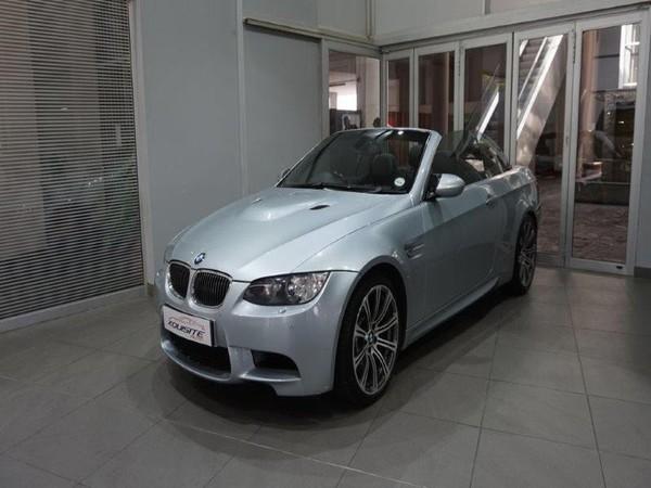 2010 BMW M3 Convertible M-dct  Kwazulu Natal Umhlanga Rocks_0