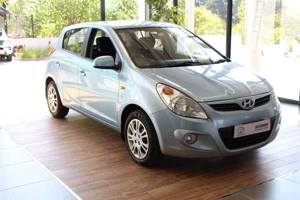 2011 Hyundai i20 1.6  Gauteng Bryanston_0