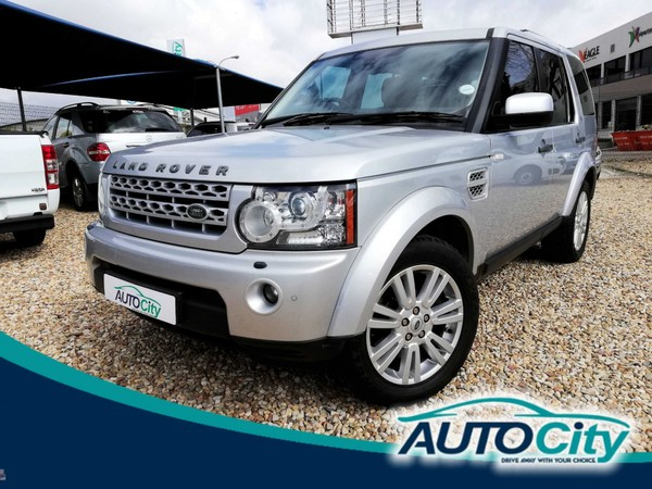 2013 Land Rover Discovery 4 3.0 Tdv6 Se  Western Cape Bellville_0