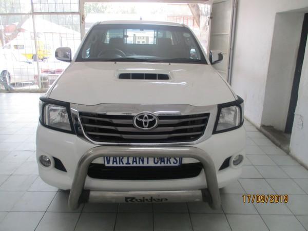 2010 Toyota Hilux 3.0 D-4d Raider 4x4 Pu Sc  Gauteng Johannesburg_0