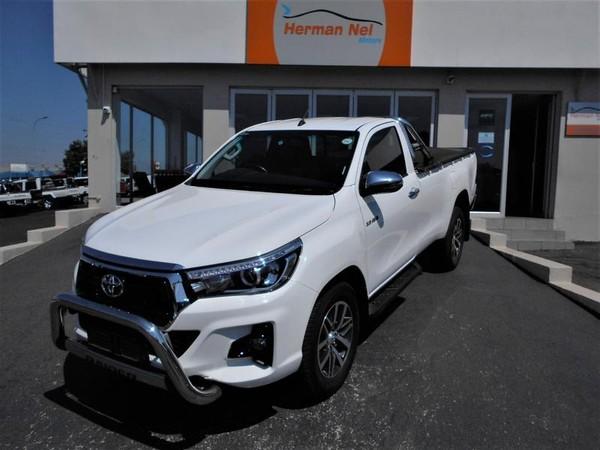 2018 Toyota Hilux 2.8 GD-6 RB Raider Auto Single Cab Bakkie Gauteng Roodepoort_0