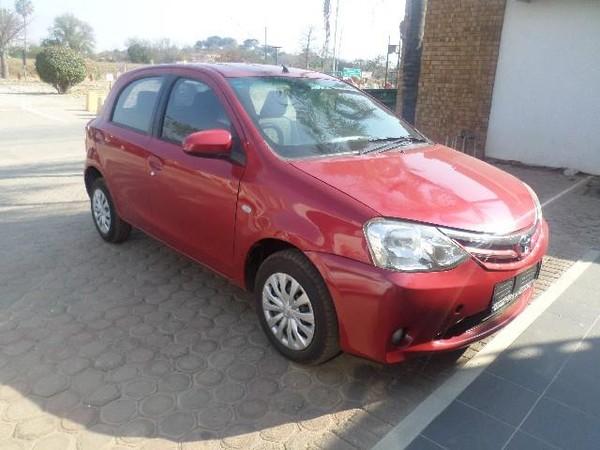 2013 Toyota Etios 1.5 Xs 5dr  Limpopo Messina_0
