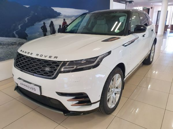 2018 Land Rover Velar 2.0D HSE 177KW Gauteng Pretoria_0