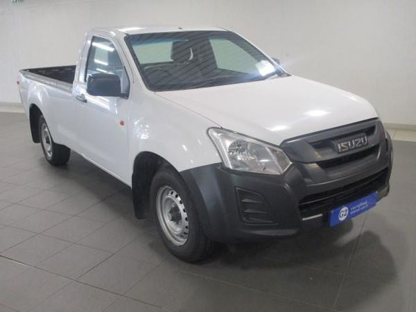 2018 Isuzu KB Series 250D LEED Single Cab Bakkie Kwazulu Natal Pinetown_0