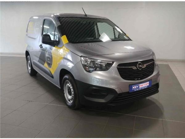 2019 Opel Combo Cargo 1.6TD FC PV Kwazulu Natal Pinetown_0