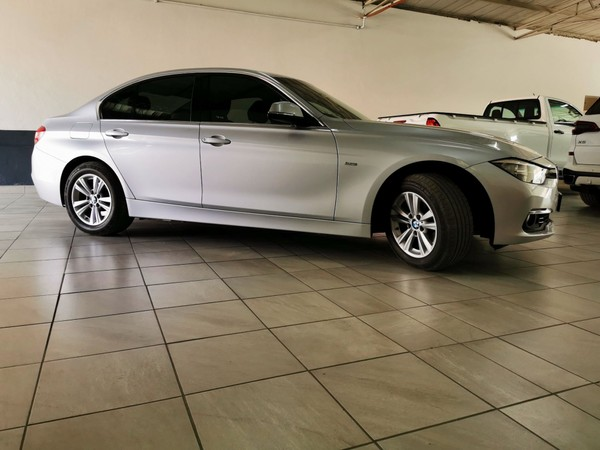 2017 BMW 3 Series 320i Luxury Line At f30  Free State_0