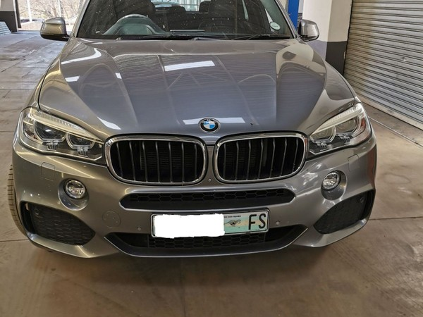 2015 BMW X5 Xdrive30d M-sport At  Free State_0