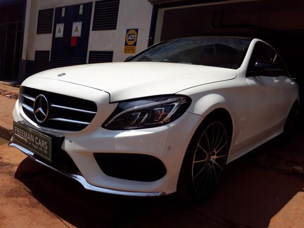 2018 Mercedes-Benz C-Class C200 AMG line Auto Gauteng Johannesburg_0