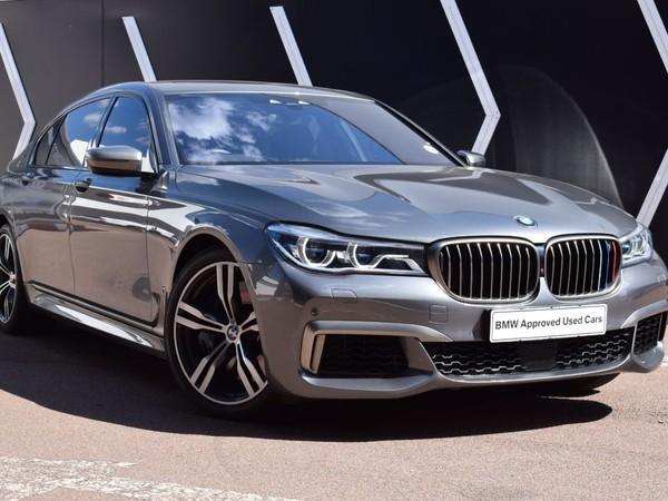 2017 BMW 7 Series M760 Li xDrive V12 Gauteng Pretoria_0