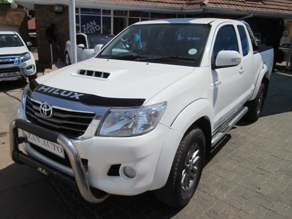 2014 Toyota Hilux 3.0D-4D LEGEND 45 XTRA CAB PU Gauteng Bramley_0