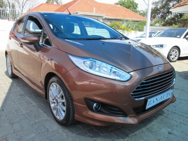 2014 Ford Fiesta 1.0 Ecoboost Titanium 5dr  Gauteng Bramley_0