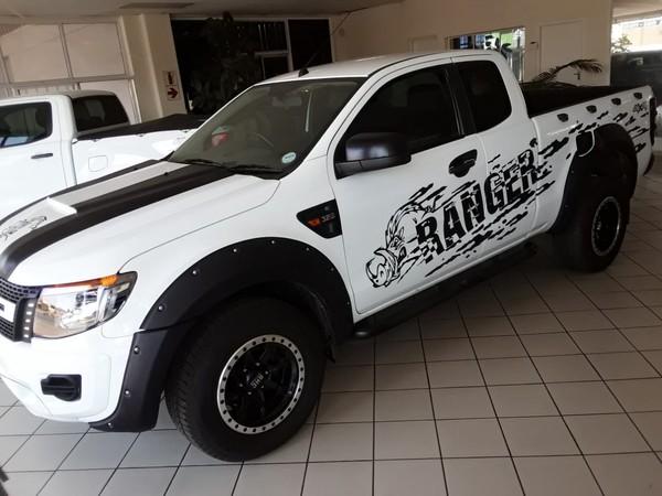 2016 Ford Ranger 3.2tdci Xls 4x4 At Pu Supcab  Gauteng Randfontein_0