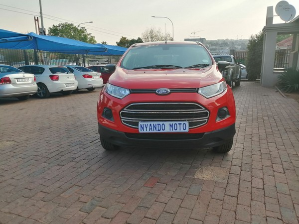2017 Ford EcoSport 1.5TiVCT Ambiente Gauteng Bramley_0