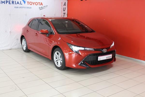 2019 Toyota Corolla 1.2T XS CVT 5-Door Gauteng Edenvale_0