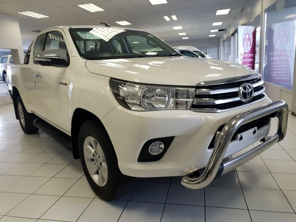 2016 Toyota Hilux 2.8 GD-6 Raider 4x4 Extended Cab Bakkie Western Cape Worcester_0