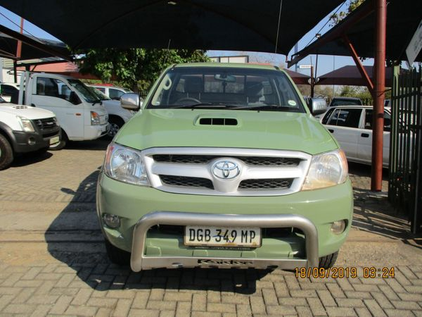 2005 Toyota Hilux 3.0d-4d Raider Rb Pu Sc  Mpumalanga Nelspruit_0