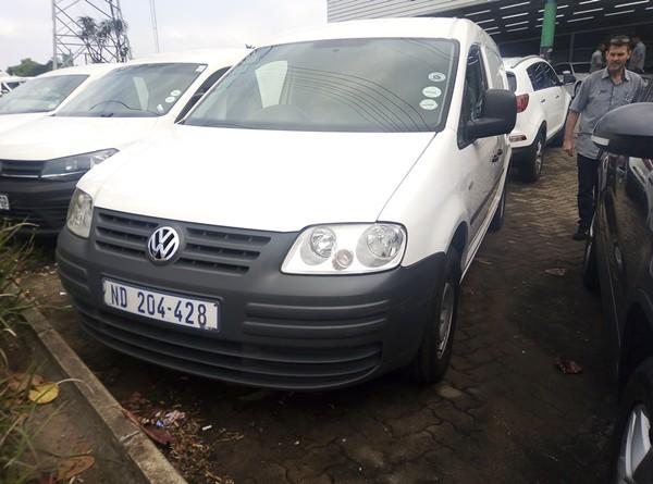 2009 Volkswagen Caddy Maxi 1.9 Tdi Fc Pv  Kwazulu Natal Pinetown_0