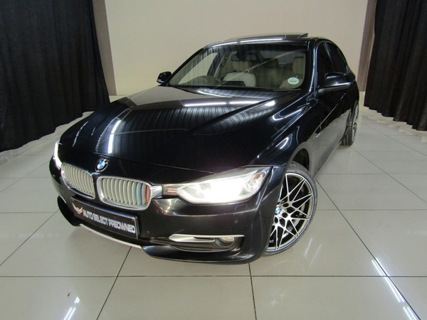 2012 BMW 3 Series 320d Modern Line At f30  Gauteng Benoni_0