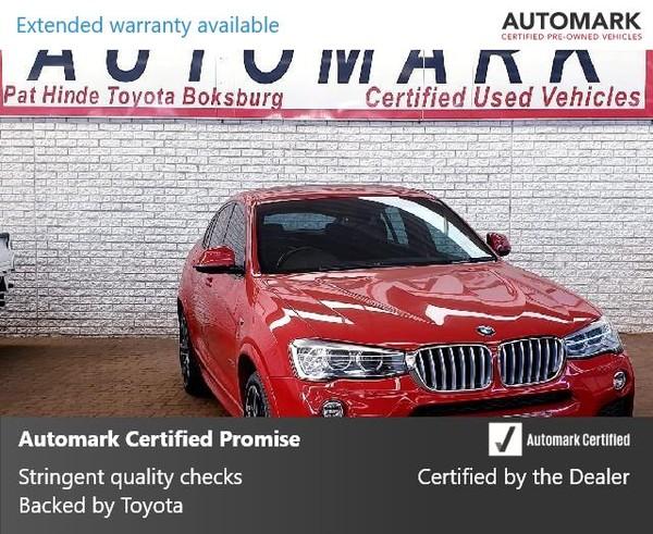 2015 BMW X4 xDRIVE30d M Sport Gauteng Boksburg_0