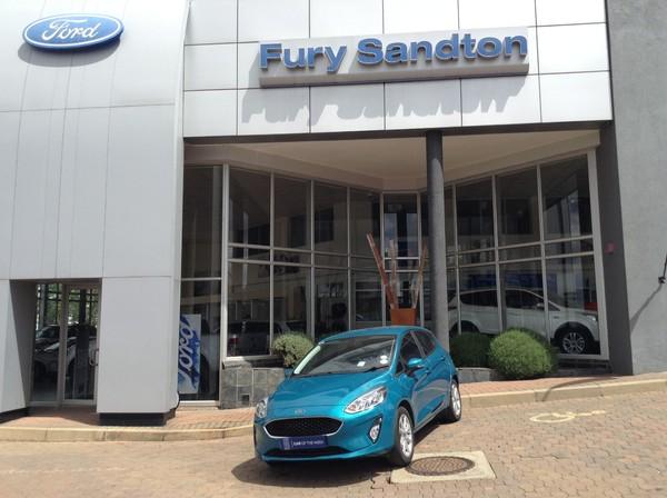 2019 Ford Fiesta 1.5 TDCi Trend 5-Door Gauteng Sandton_0