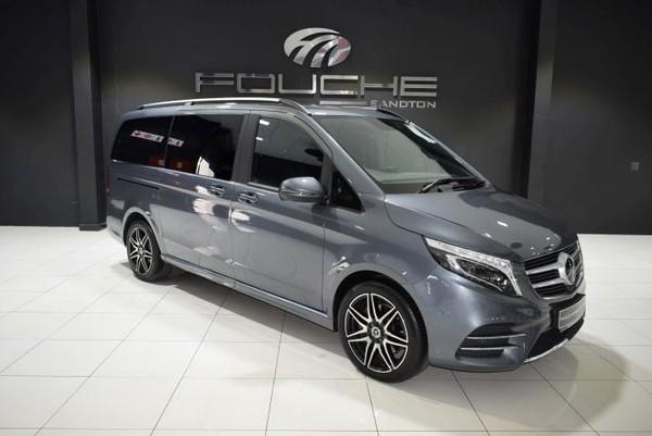 2019 Mercedes-Benz V-Class V250 Bluetech Avantgarde Auto Gauteng Vanderbijlpark_0