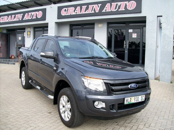 2013 Ford Ranger 3.2tdci Wildtrak Bakkie Double cab Eastern Cape Port Elizabeth_0