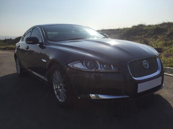 2012 Jaguar XF 3.0d Luxury  Kwazulu Natal Mount Edgecombe_0