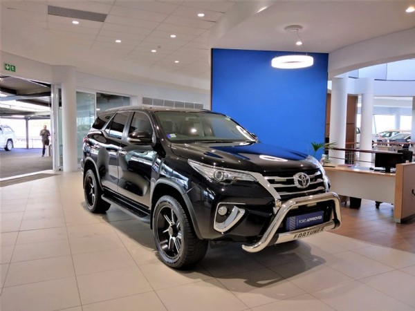2016 Toyota Fortuner 2.8GD-6 RB Auto Kwazulu Natal Mount Edgecombe_0