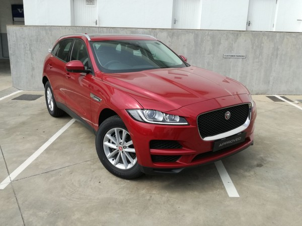 2019 Jaguar F-Pace 2.014 D AWD Pure 177KW Eastern Cape East London_0